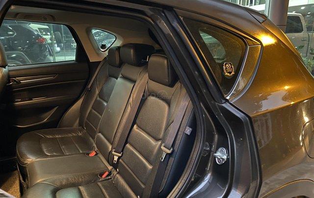 Chính chủ bán Mazda CX5 Skyactive 2.5L, biển đẹp, màu nâu xám, đăng ký 12/2017, mới lăn bánh 37000km8