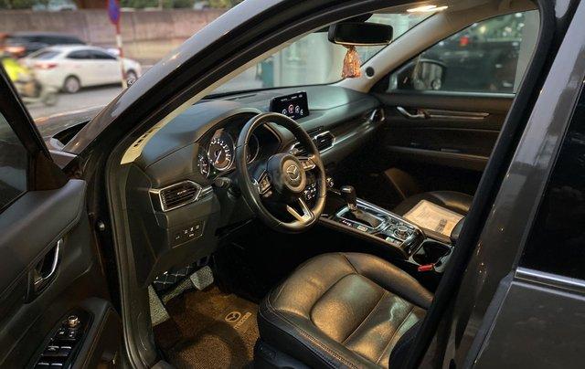Chính chủ bán Mazda CX5 Skyactive 2.5L, biển đẹp, màu nâu xám, đăng ký 12/2017, mới lăn bánh 37000km5