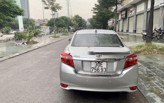 Cần bán Toyota Vios đời 2017, màu bạc, 475tr3