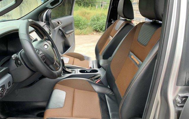 Cần bán xe Ford Ranger sản xuất 2017, màu xám, xe nhập, 738 triệu7