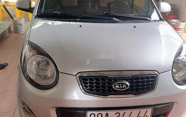 Bán ô tô Kia Morning đời 2011, màu bạc chính chủ, 245 triệu0