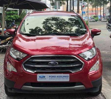 Bán xe Ford EcoSport năm 2018, màu đỏ2