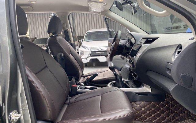 Bán ô tô Nissan X Terra năm 2019, màu xám, nhập khẩu 6