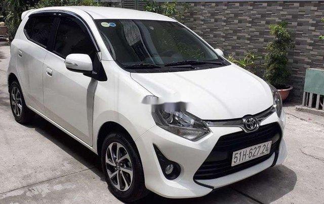 Bán ô tô Toyota Wigo sản xuất năm 2020, màu trắng, giá chỉ 365 triệu0