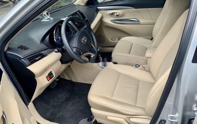 Cần bán Toyota Vios đời 2017, màu bạc, 475tr6
