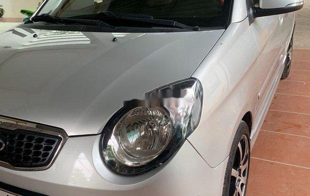 Bán ô tô Kia Morning đời 2011, màu bạc chính chủ, 245 triệu2