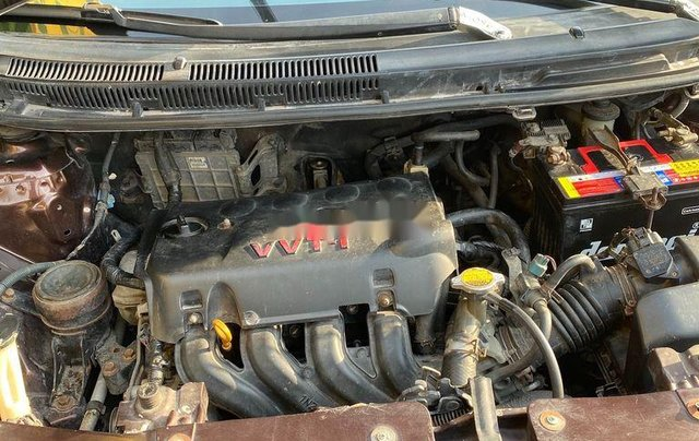 Bán xe Toyota Vios năm sản xuất 2010, màu nâu còn mới, 193tr11
