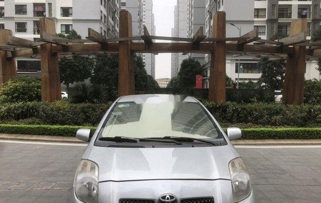 Cần bán gấp Toyota Yaris sản xuất năm 2007 còn mới0