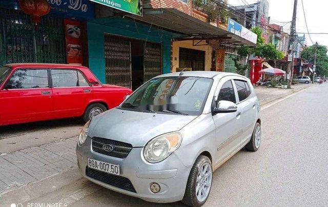 Cần bán Kia Morning năm 2011, giá thấp, động cơ ổn định0