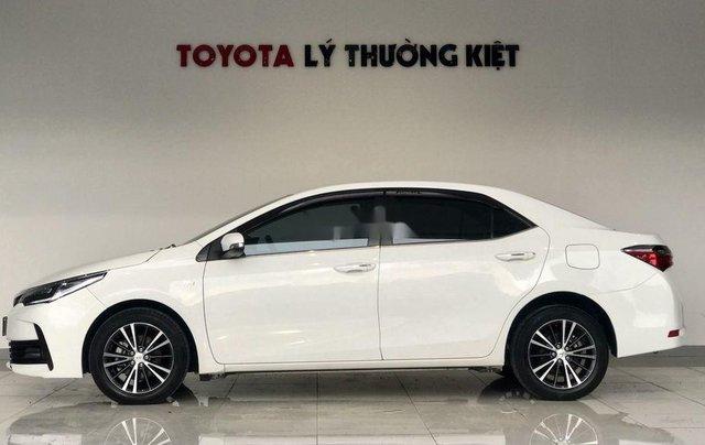 Bán ô tô Toyota Corolla Altis đời 2017, màu trắng như mới, 690tr2