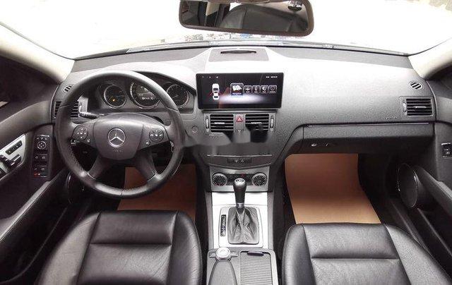 Bán xe Mercedes C300 đời 2010, màu đen10