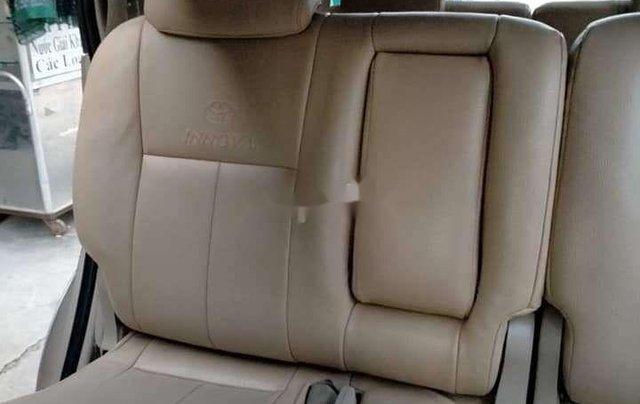 Bán Toyota Innova sản xuất 2012, màu vàng chính chủ, giá tốt1