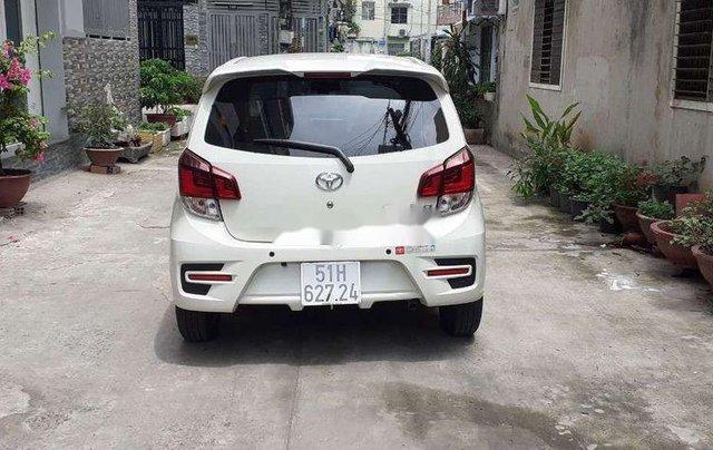 Bán ô tô Toyota Wigo sản xuất năm 2020, màu trắng, giá chỉ 365 triệu1