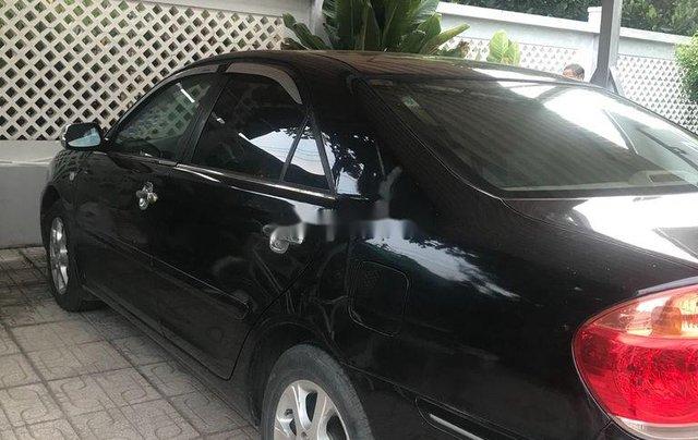 Cần bán lại xe Toyota Camry sản xuất 2005 còn mới3