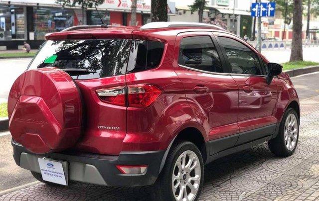 Bán xe Ford EcoSport năm 2018, màu đỏ6
