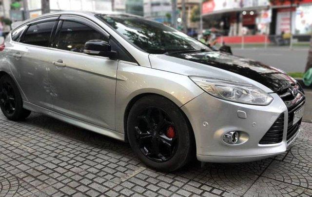 Cần bán Ford Focus đời 2013, màu bạc7