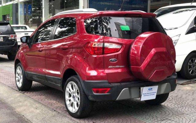 Bán xe Ford EcoSport năm 2018, màu đỏ3