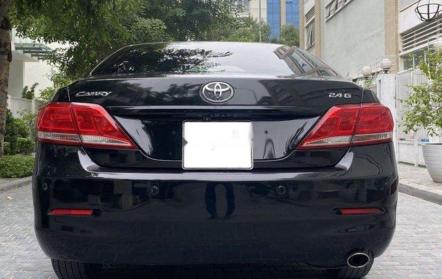 Cần bán gấp Toyota Camry năm sản xuất 2011, xe chính chủ giá ưu đãi5