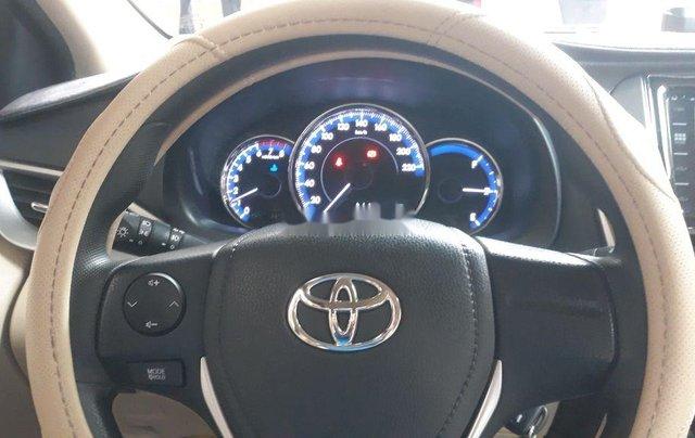Bán ô tô Toyota Vios năm sản xuất 2018, màu đen chính chủ10
