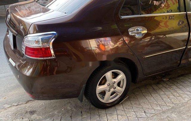 Bán xe Toyota Vios năm sản xuất 2010, màu nâu còn mới, 193tr5