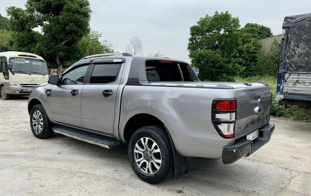 Cần bán xe Ford Ranger sản xuất 2017, màu xám, xe nhập, 738 triệu3