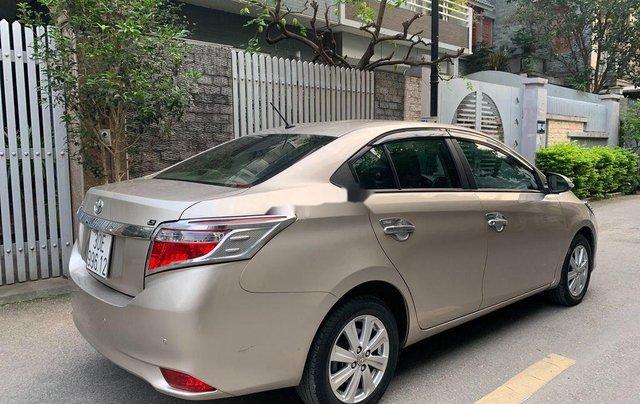 Cần bán Toyota Vios năm sản xuất 2017, xe chính chủ giá thấp, động cơ ổn định2