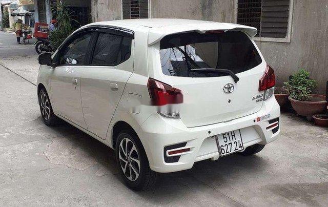 Bán ô tô Toyota Wigo sản xuất năm 2020, màu trắng, giá chỉ 365 triệu2