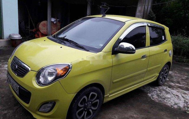 Cần bán lại xe Kia Morning sản xuất năm 2010, nhập khẩu nguyên chiếc0