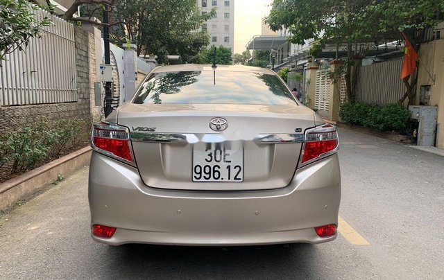 Cần bán Toyota Vios năm sản xuất 2017, xe chính chủ giá thấp, động cơ ổn định3