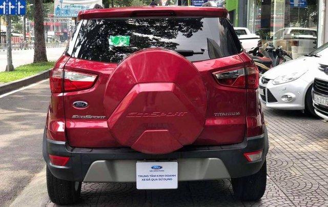 Bán xe Ford EcoSport năm 2018, màu đỏ1