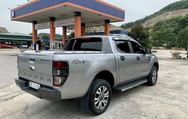 Cần bán xe Ford Ranger sản xuất 2017, màu xám, xe nhập, 738 triệu4