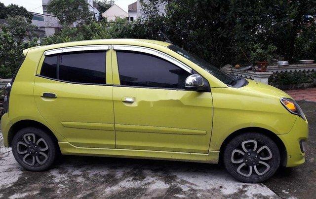 Cần bán lại xe Kia Morning sản xuất năm 2010, nhập khẩu nguyên chiếc1