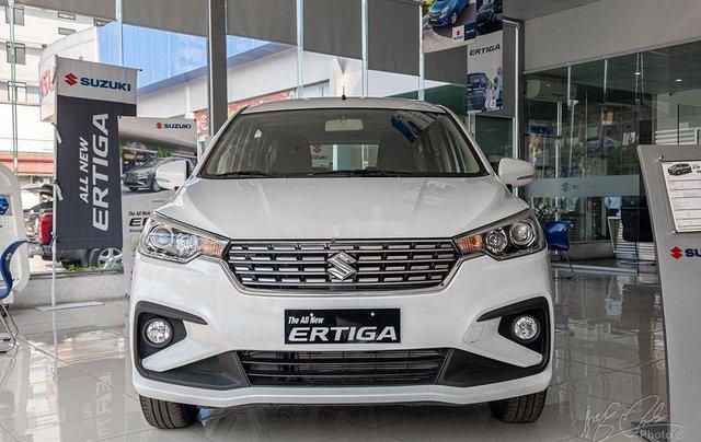 Cần bán xe Suzuki Ertiga sản xuất 2020, màu trắng, nhập khẩu nguyên chiếc1