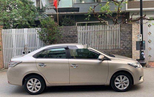 Cần bán Toyota Vios năm sản xuất 2017, xe chính chủ giá thấp, động cơ ổn định1