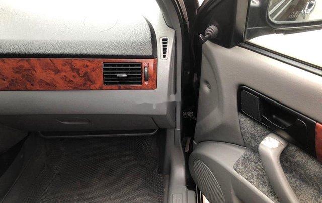 Cần bán gấp Chevrolet Lacetti đời 2012, màu đen3