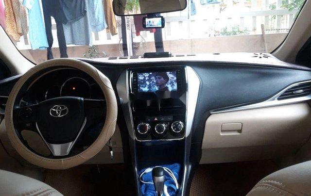 Bán ô tô Toyota Vios năm sản xuất 2018, màu đen chính chủ4