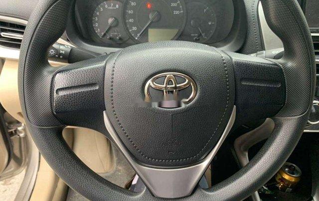 Cần bán Toyota Vios năm sản xuất 2019, xe một đời chủ còn mới hoàn toàn3