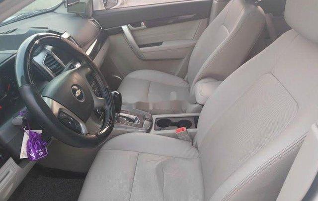 Bán Chevrolet Captiva năm sản xuất 2015, màu trắng6