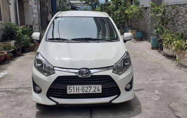 Bán ô tô Toyota Wigo sản xuất năm 2020, màu trắng, giá chỉ 365 triệu4