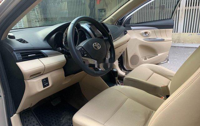 Cần bán Toyota Vios năm sản xuất 2017, xe chính chủ giá thấp, động cơ ổn định6