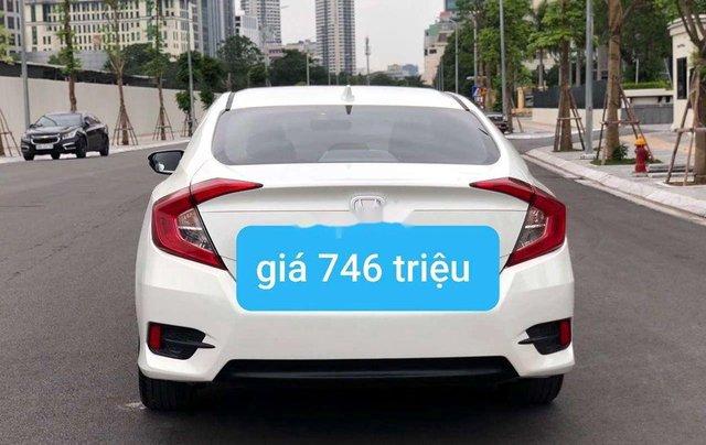 Cần bán xe Honda Civic năm 2017, màu trắng, xe nhập 2