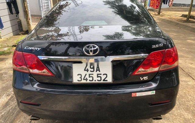 Cần bán gấp Toyota Camry năm sản xuất 2007, nhập khẩu nguyên chiếc2