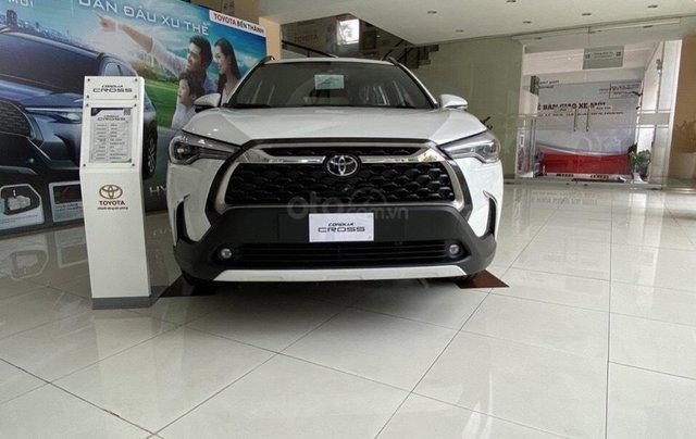 [Toyota Bến Thành] Toyota Corolla Cross 1.8V cao cấp - đủ màu giao ngay - KM hấp dẫn0