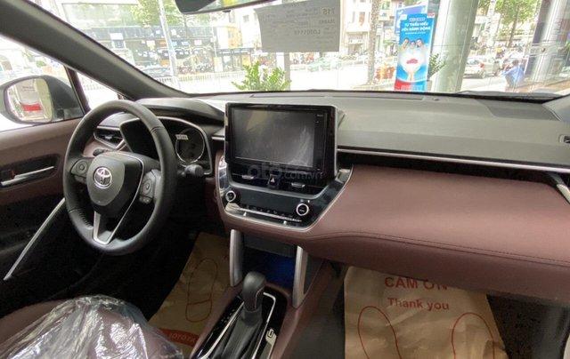 [Toyota Bến Thành] Toyota Corolla Cross 1.8V cao cấp - đủ màu giao ngay - KM hấp dẫn6