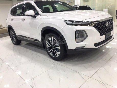[Hyundai Vĩnh Long] Hyundai Santafe 2020 giảm 50% thuế trước bạ, giảm 40tr tiền mặt + quà tặng phụ kiện2