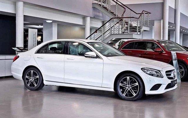 Mercedes-Benz C180 2020 giá tốt nhất, hỗ trợ 50% thuế trước bạ, tặng 1 năm bảo hiểm thân vỏ, 2 năm bảo dưỡng2