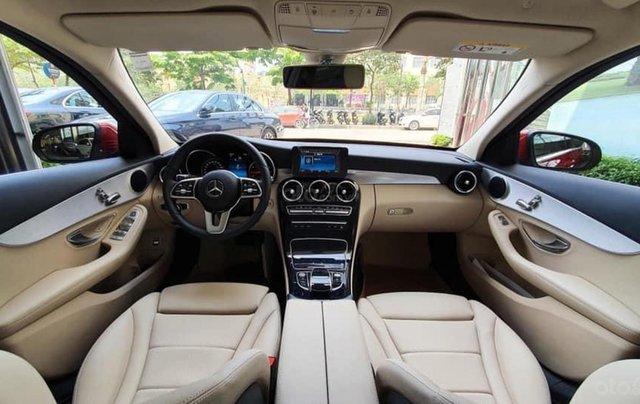 Mercedes-Benz C180 2020 giá tốt nhất, hỗ trợ 50% thuế trước bạ, tặng 1 năm bảo hiểm thân vỏ, 2 năm bảo dưỡng4