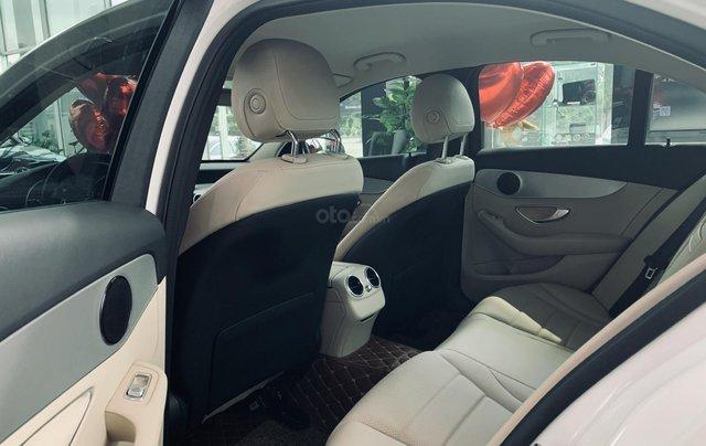 Mercedes-Benz C180 2020 giá tốt nhất, hỗ trợ 50% thuế trước bạ, tặng 1 năm bảo hiểm thân vỏ, 2 năm bảo dưỡng6