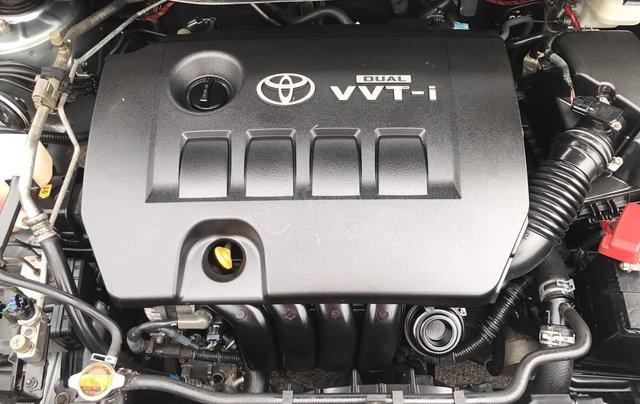 Toyota Corolla Altis 1.8G AT cuối 2010 form mới 2011, tự động, màu ghi, 1 chủ, xe tuyển ACE không phải nghĩ7