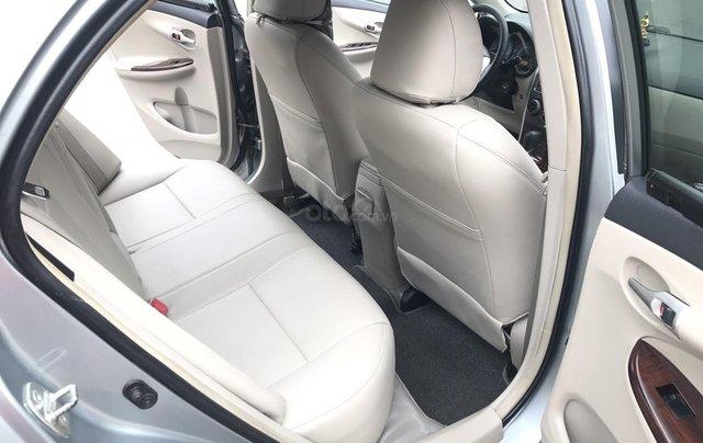 Toyota Corolla Altis 1.8G AT cuối 2010 form mới 2011, tự động, màu ghi, 1 chủ, xe tuyển ACE không phải nghĩ6
